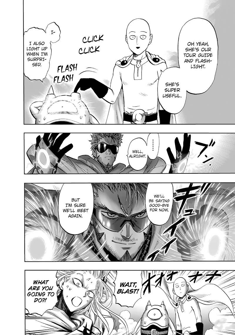 One Punch Man Chapter 139 Read Online Image 14