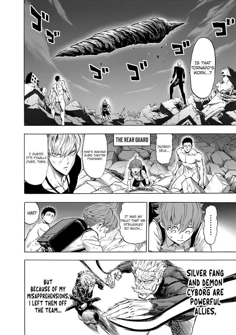 One Punch Man Chapter 139 Read Online Image 16