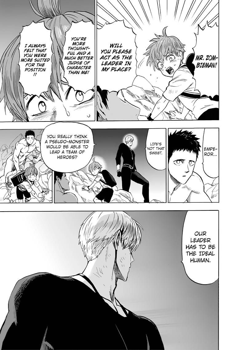 One Punch Man Chapter 139 Read Online Image 17