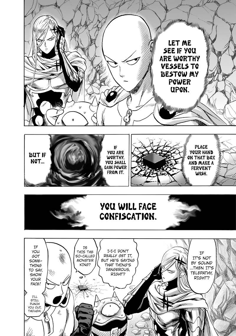 One Punch Man Chapter 139 Read Online Image 4