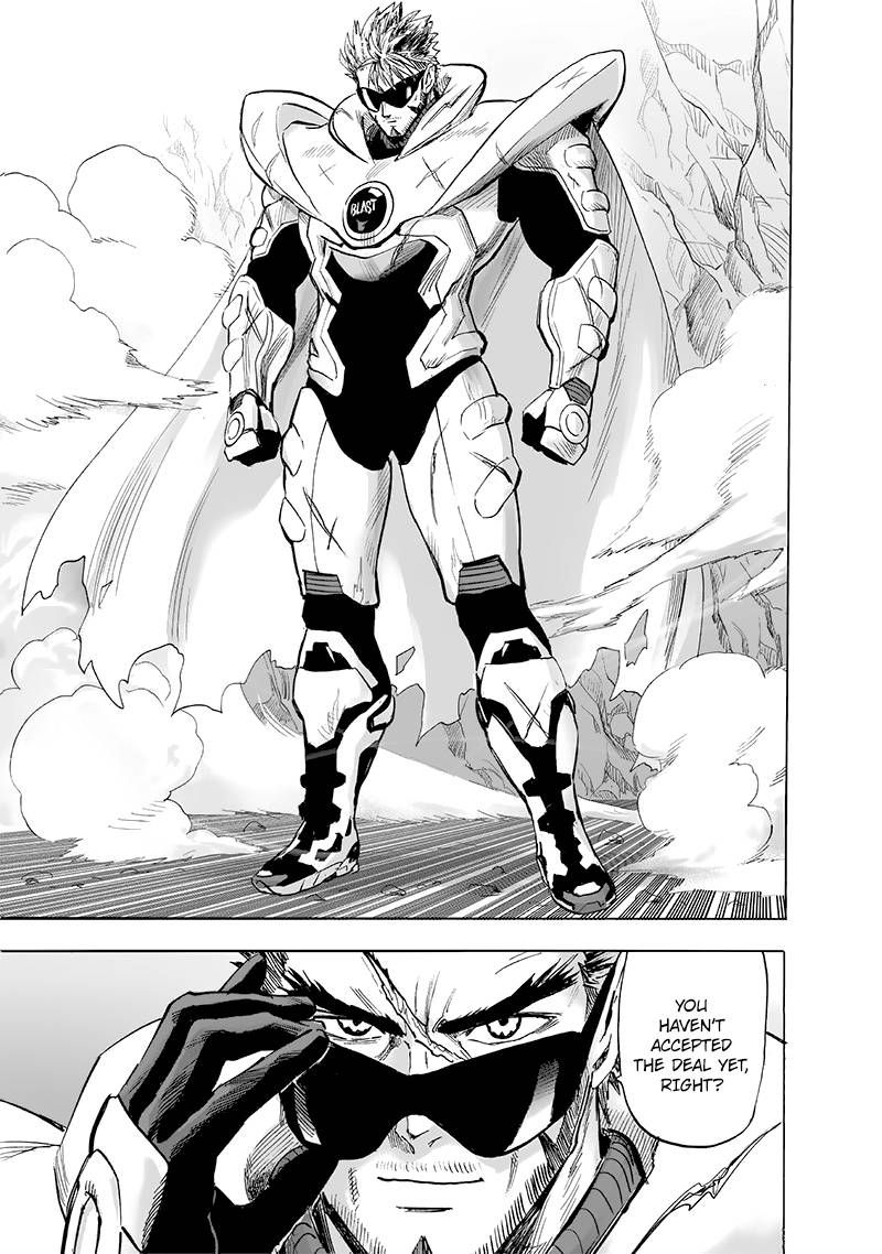 One Punch Man Chapter 139 Read Online Image 7