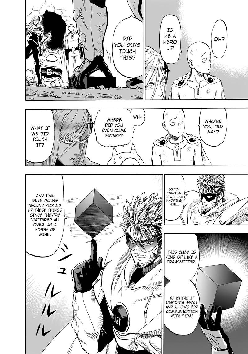 One Punch Man Chapter 139 Read Online Image 8