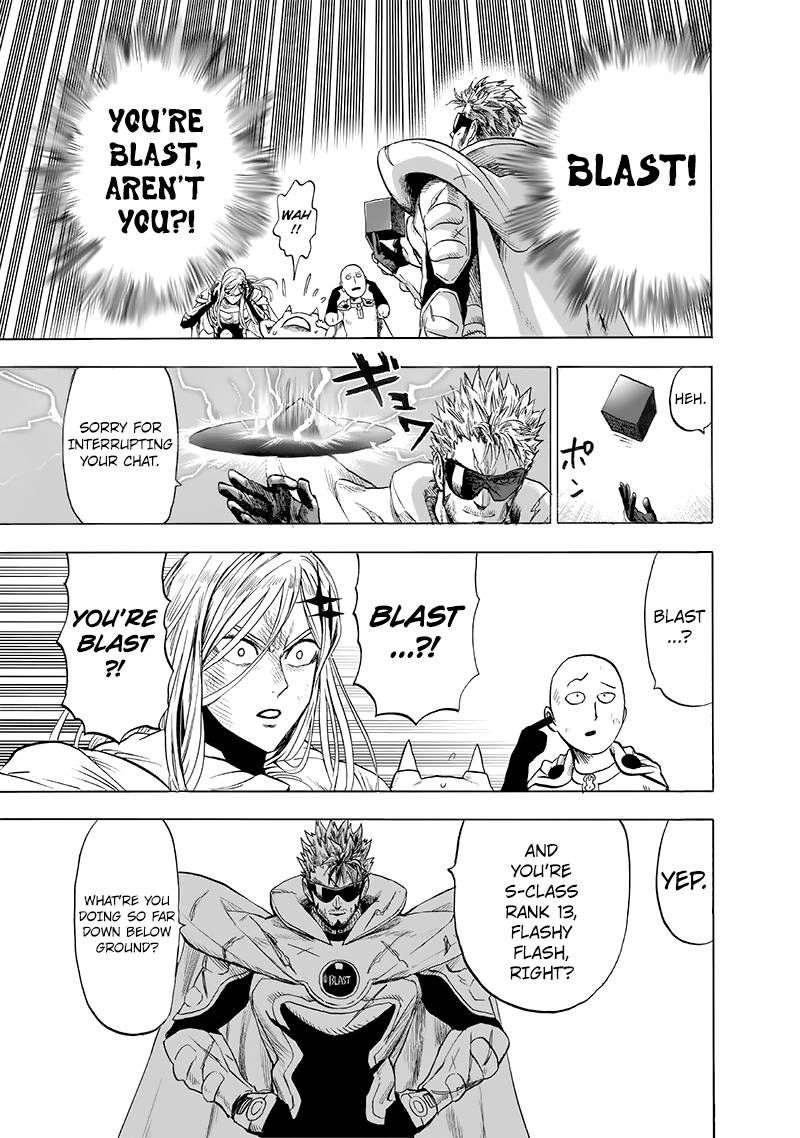 One Punch Man Chapter 139 Read Online Image 9