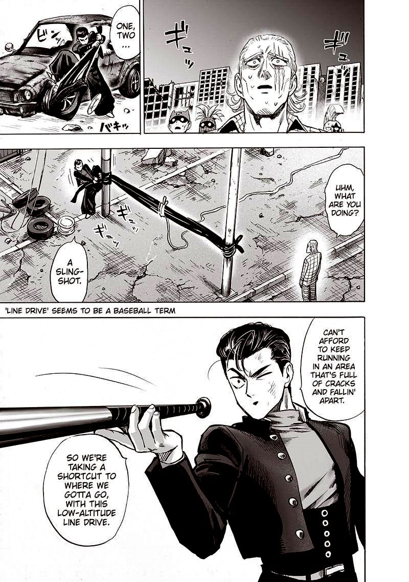 One Punch Man Chapter 140 Read Online Image 15