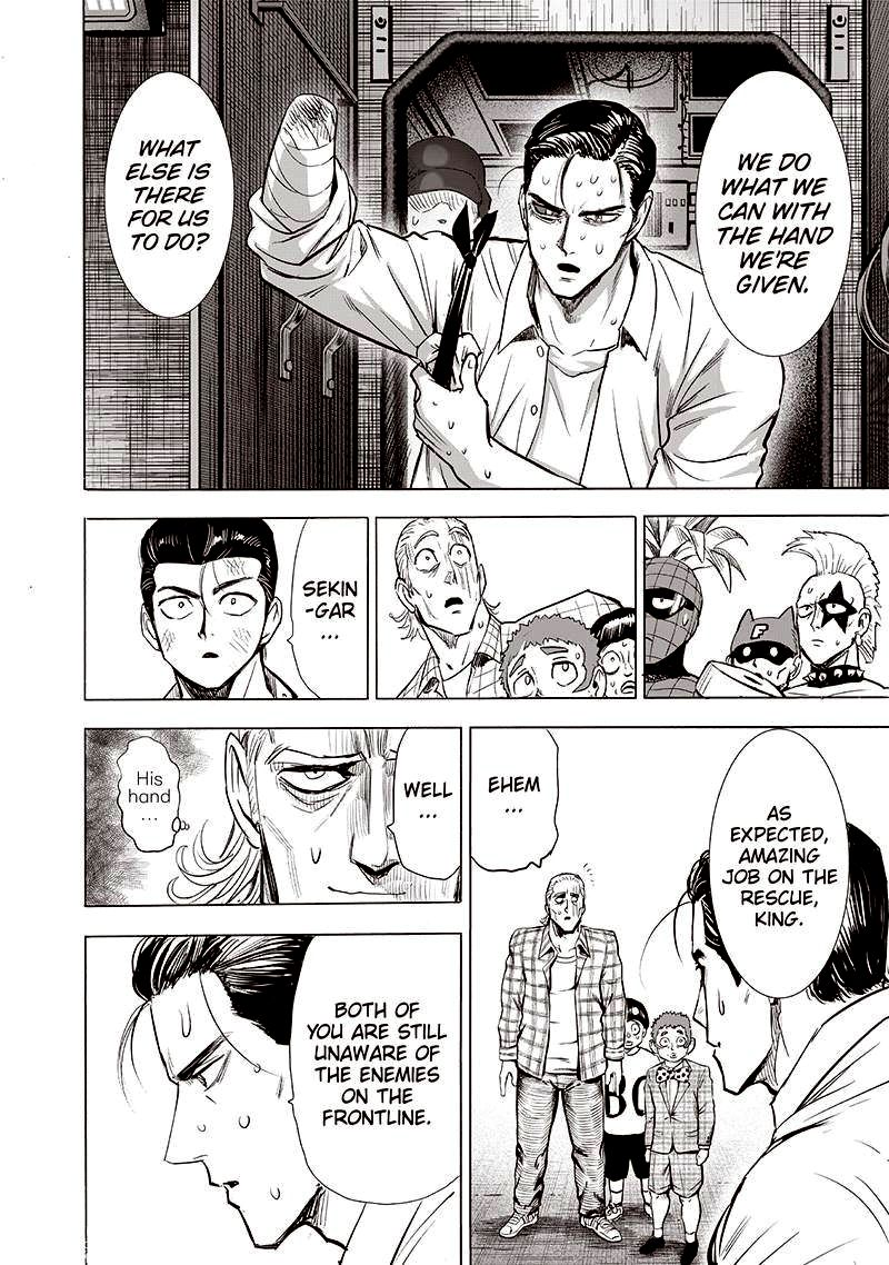 One Punch Man Chapter 140 Read Online Image 9