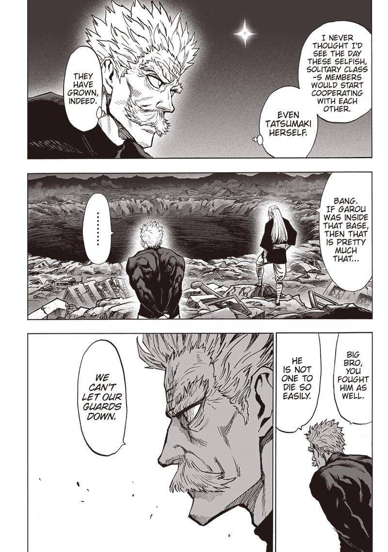 One Punch Man Chapter 141 Read Online Image 10
