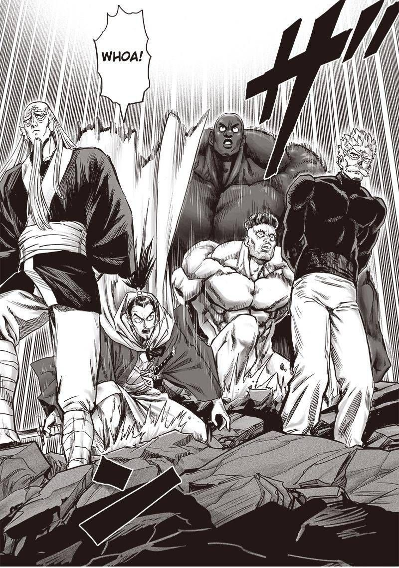 One Punch Man Chapter 141 Read Online Image 11