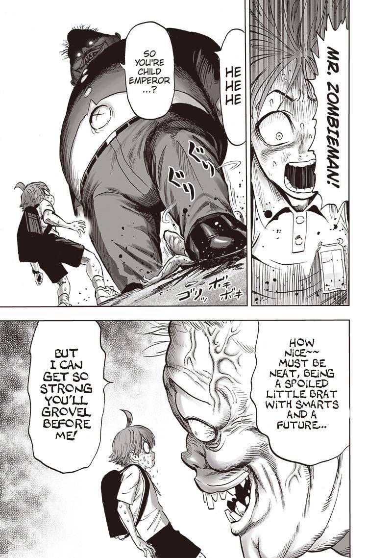One Punch Man Chapter 141 Read Online Image 21