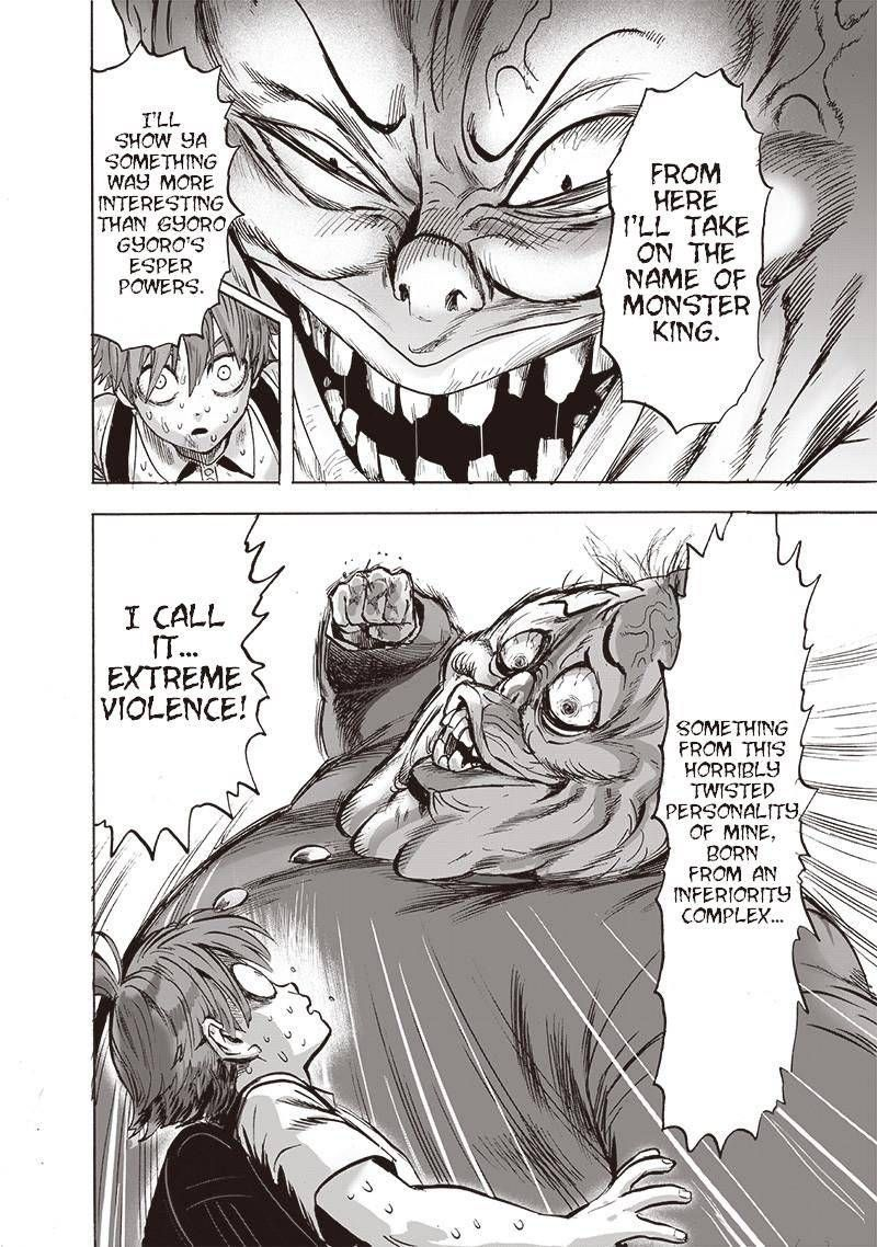 One Punch Man Chapter 141 Read Online Image 22