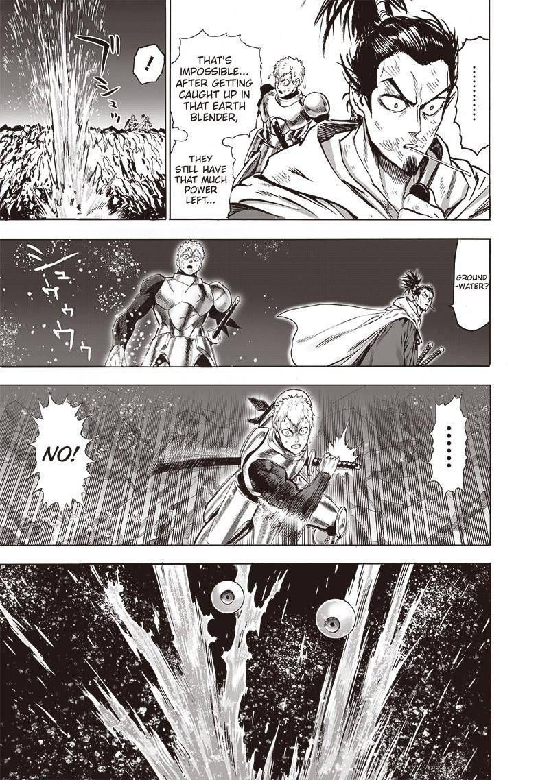 One Punch Man Chapter 141 Read Online Image 27