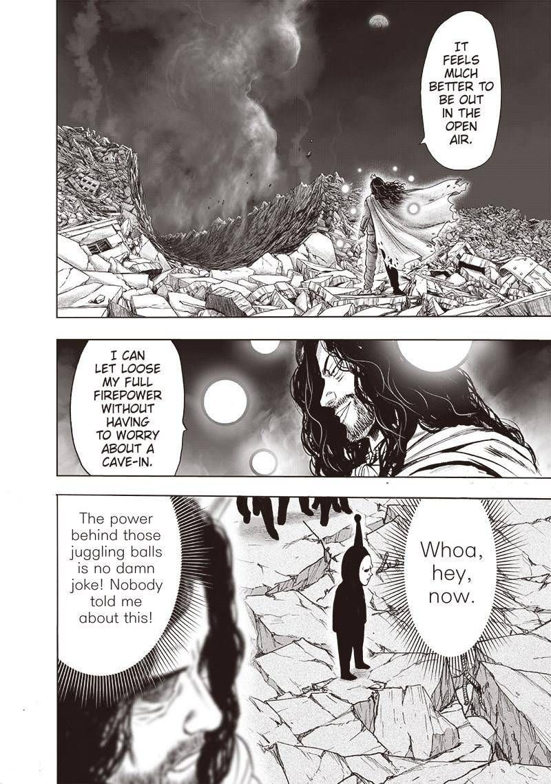 One Punch Man Chapter 141 Read Online Image 30