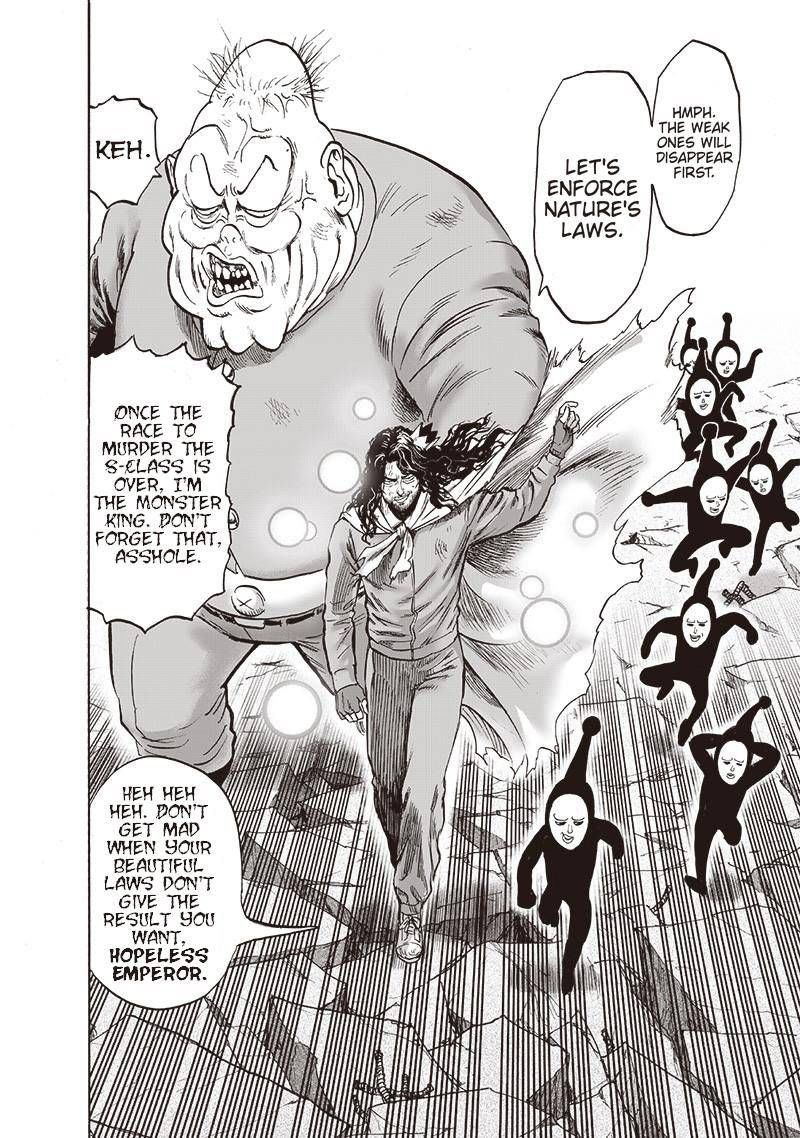 One Punch Man Chapter 141 Read Online Image 32