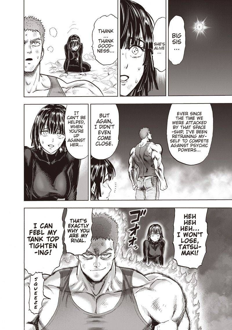 One Punch Man Chapter 141 Read Online Image 8