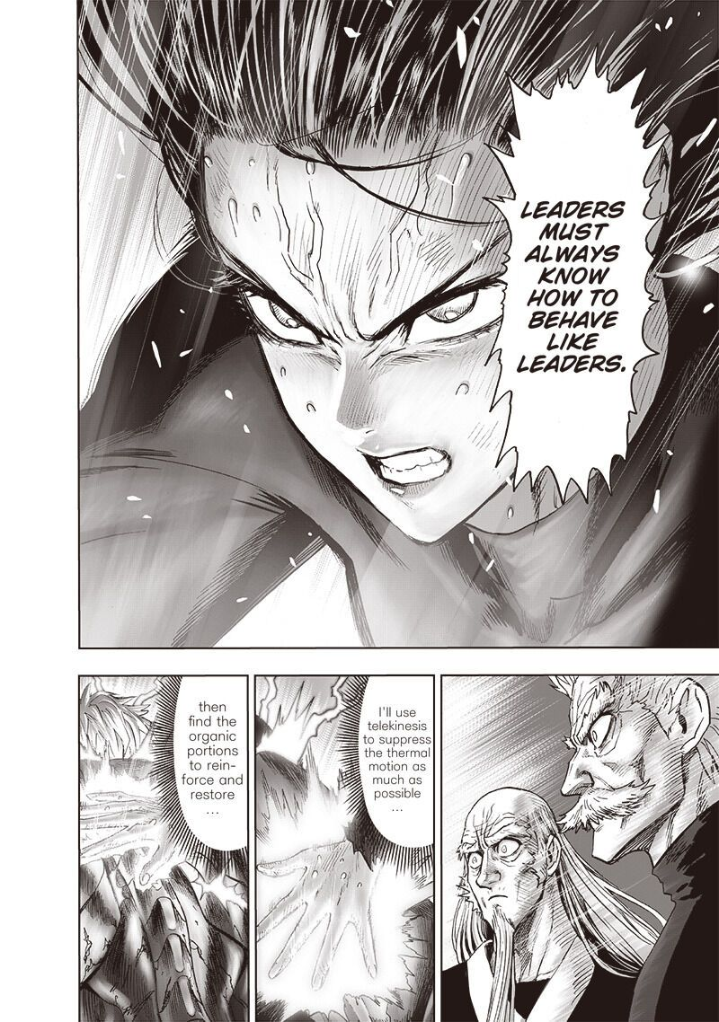 One Punch Man Chapter 142 Read Online Image 10