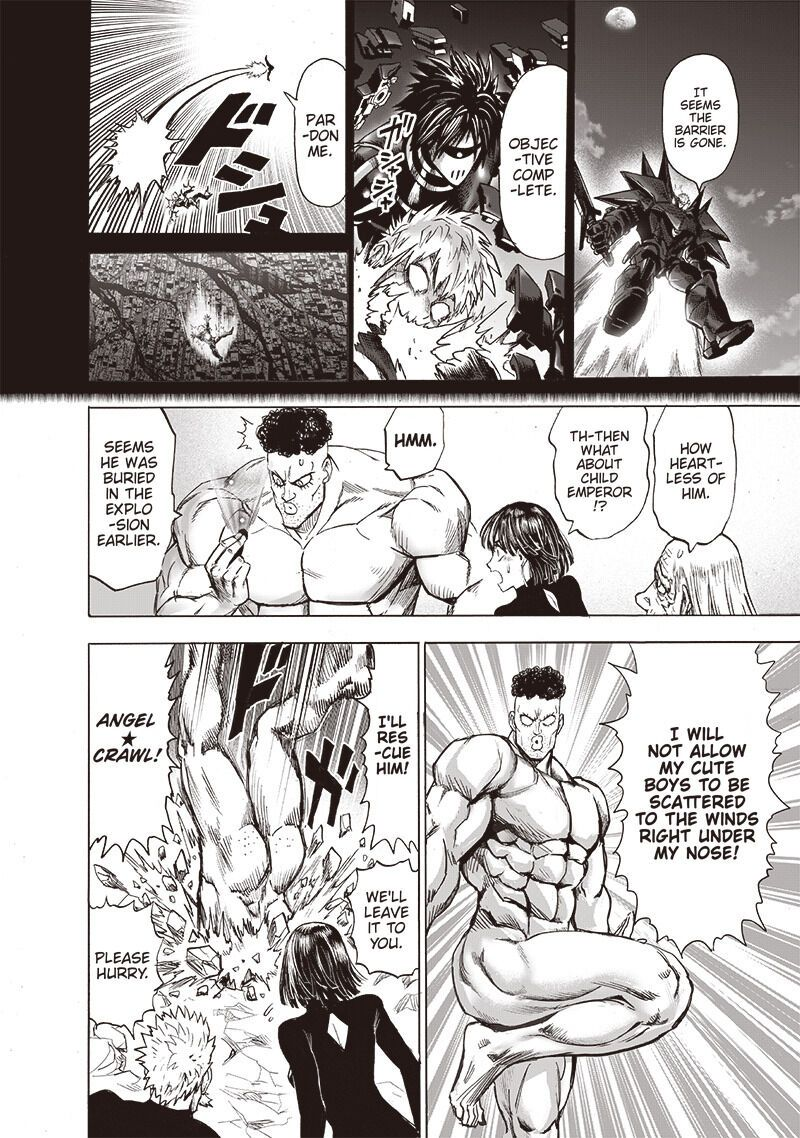 One Punch Man Chapter 142 Read Online Image 4