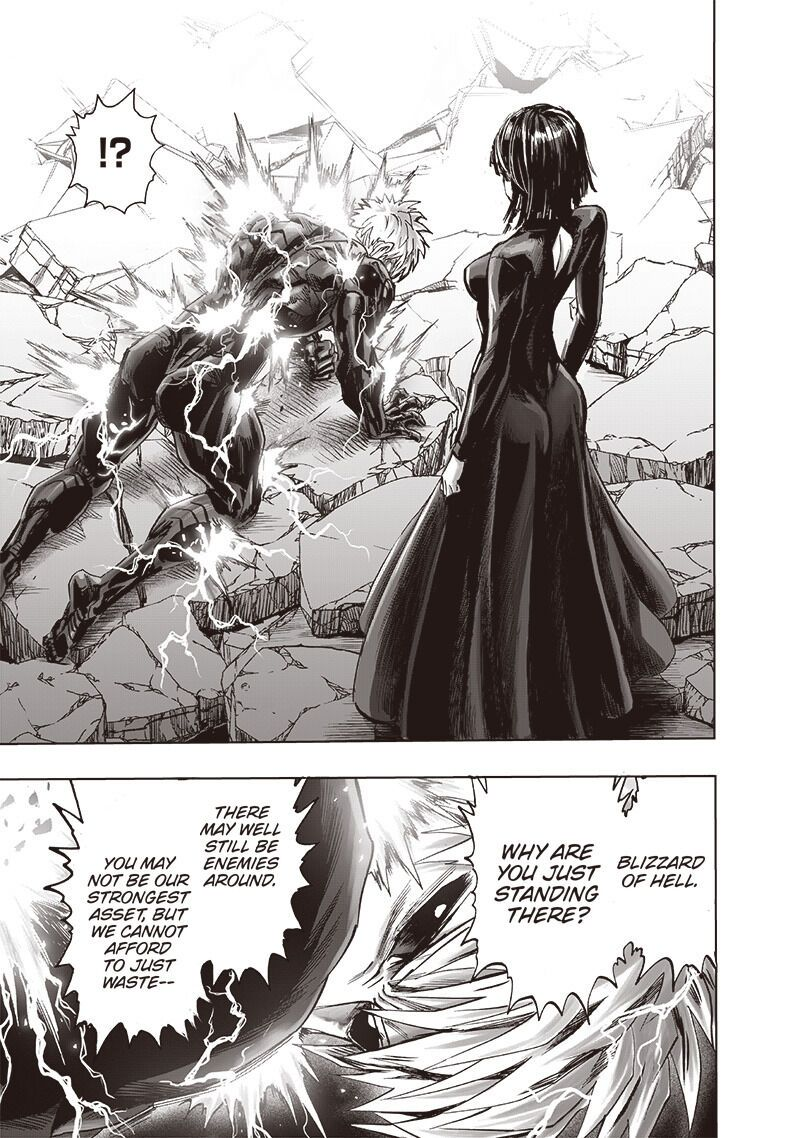 One Punch Man Chapter 142 Read Online Image 7