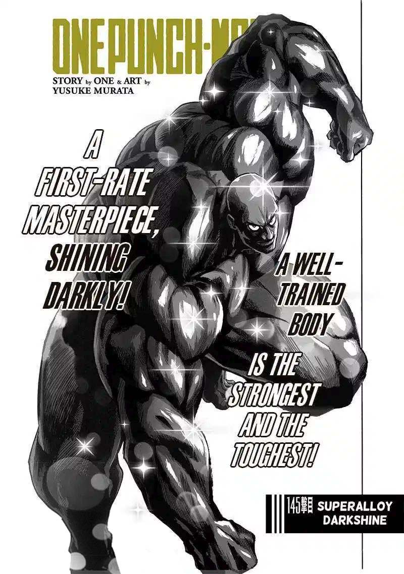 One Punch Man Chapter 145 Read Online Image 1