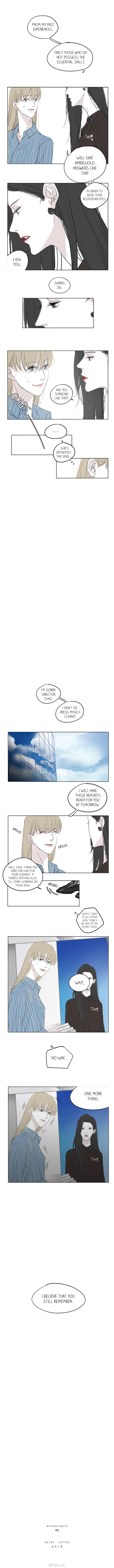 APPROXIMATE Chapter 3  Online Free Manga Read Image 3