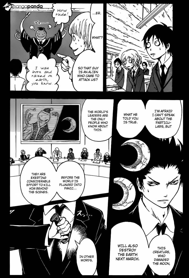 Ansatsu Kyoushitsu Chapter 1  Online Free Manga Read Image 14