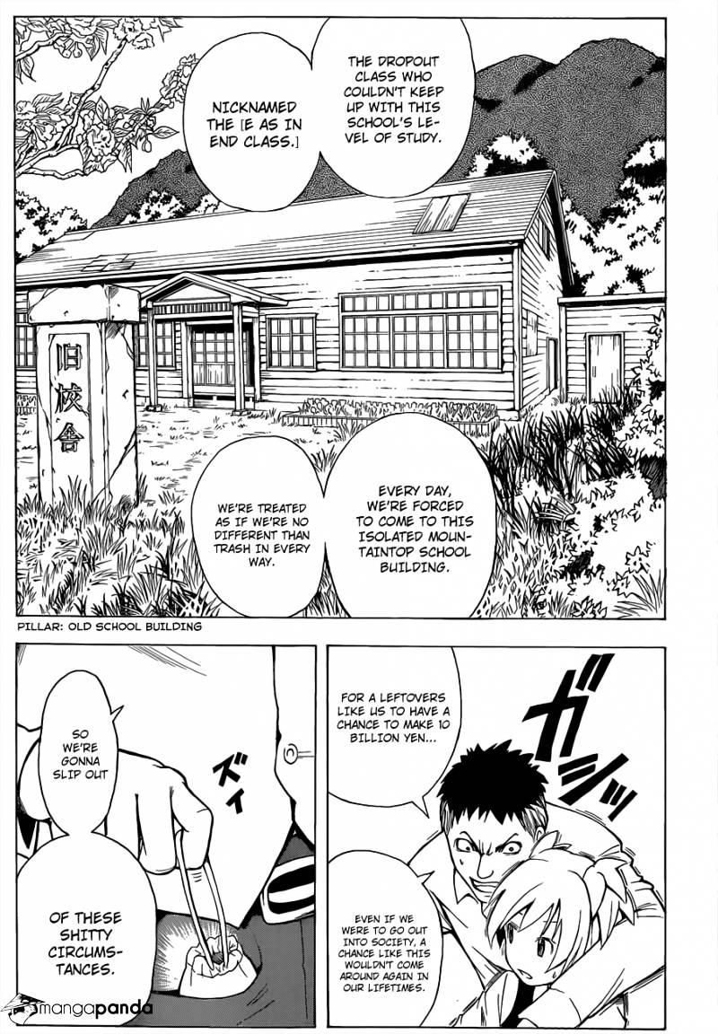 Ansatsu Kyoushitsu Chapter 1  Online Free Manga Read Image 25