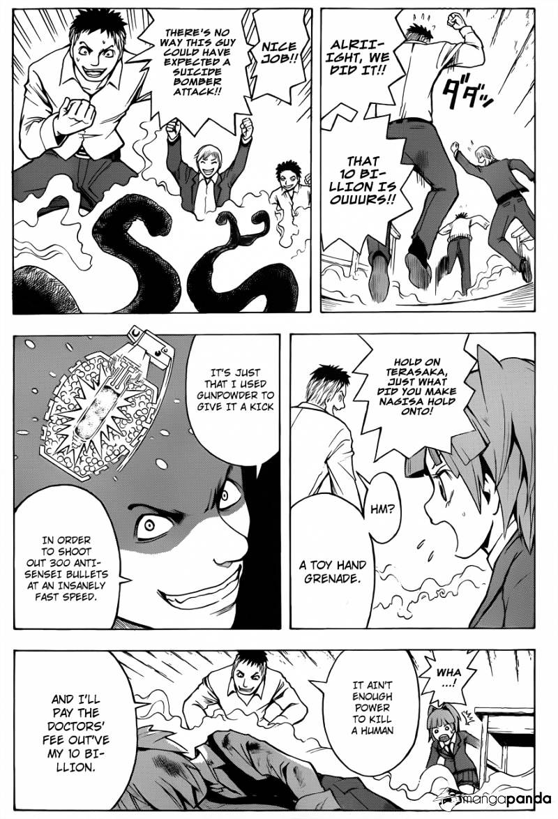 Ansatsu Kyoushitsu Chapter 1  Online Free Manga Read Image 37