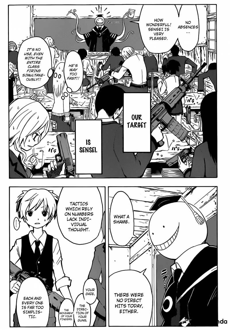 Ansatsu Kyoushitsu Chapter 1  Online Free Manga Read Image 7