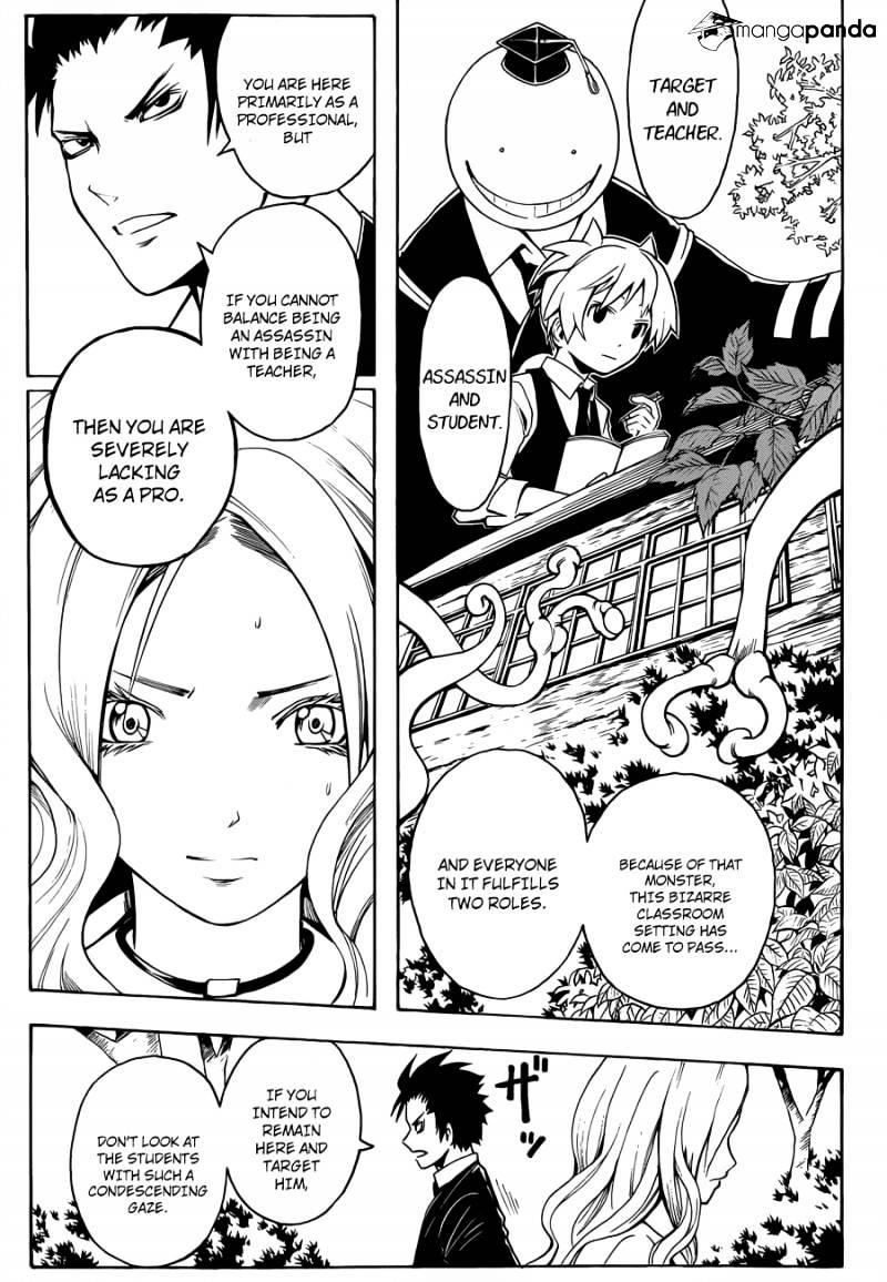 Ansatsu Kyoushitsu Chapter 10  Online Free Manga Read Image 12