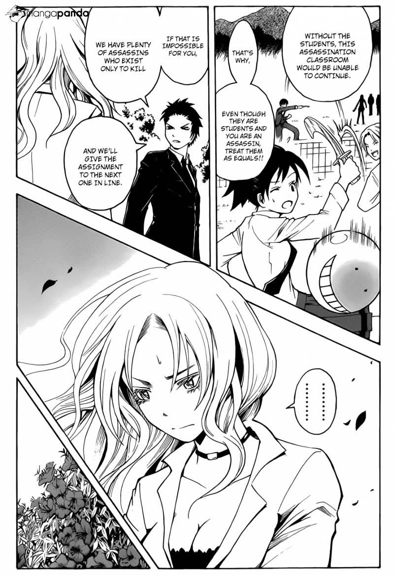 Ansatsu Kyoushitsu Chapter 10  Online Free Manga Read Image 13