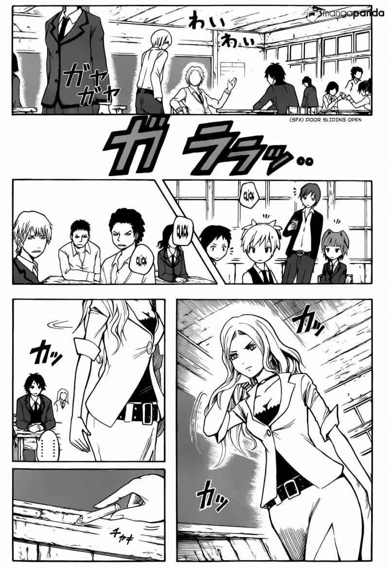 Ansatsu Kyoushitsu Chapter 10  Online Free Manga Read Image 14