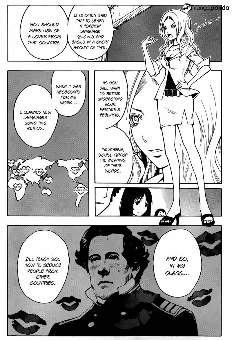 Ansatsu Kyoushitsu Chapter 10  Online Free Manga Read Image 16