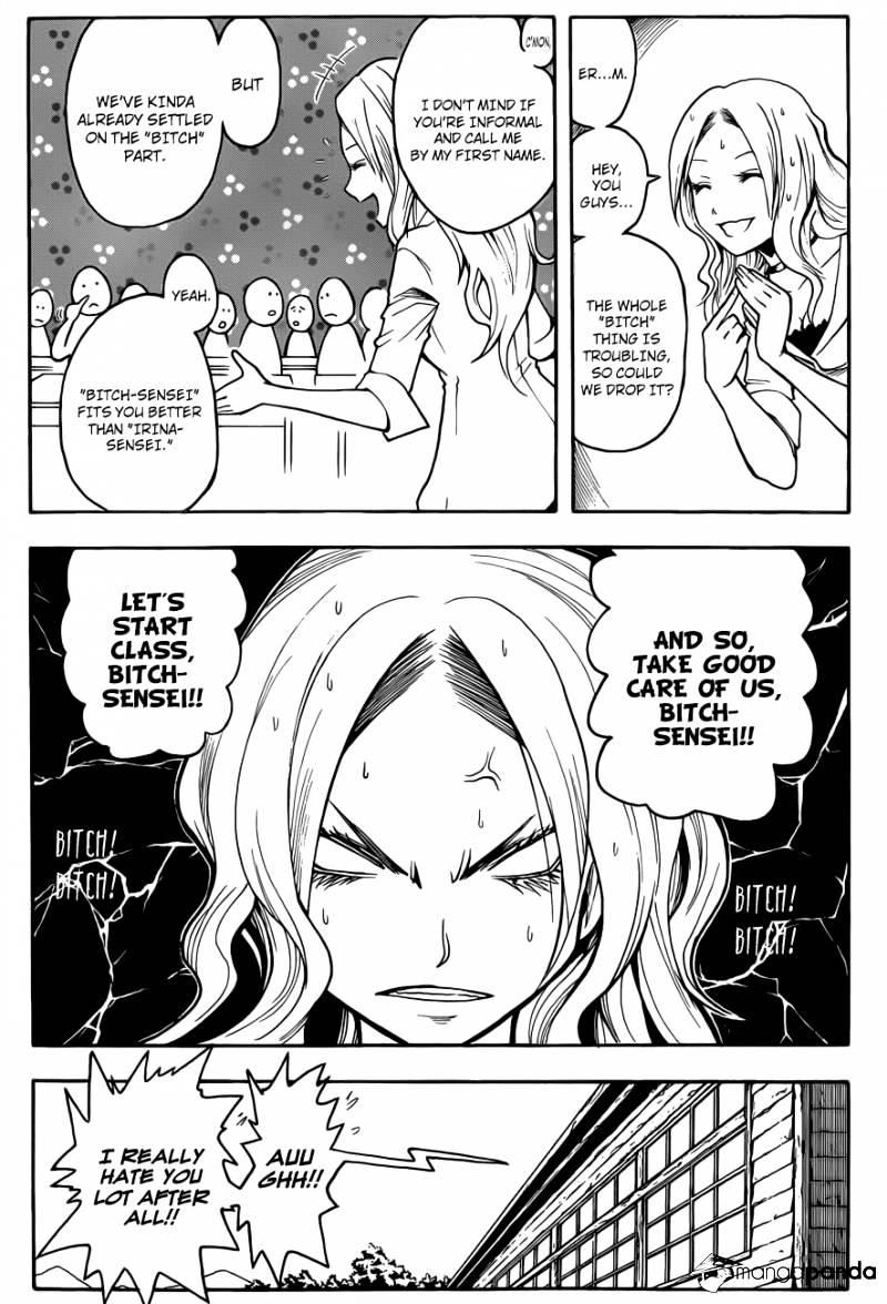 Ansatsu Kyoushitsu Chapter 10  Online Free Manga Read Image 20