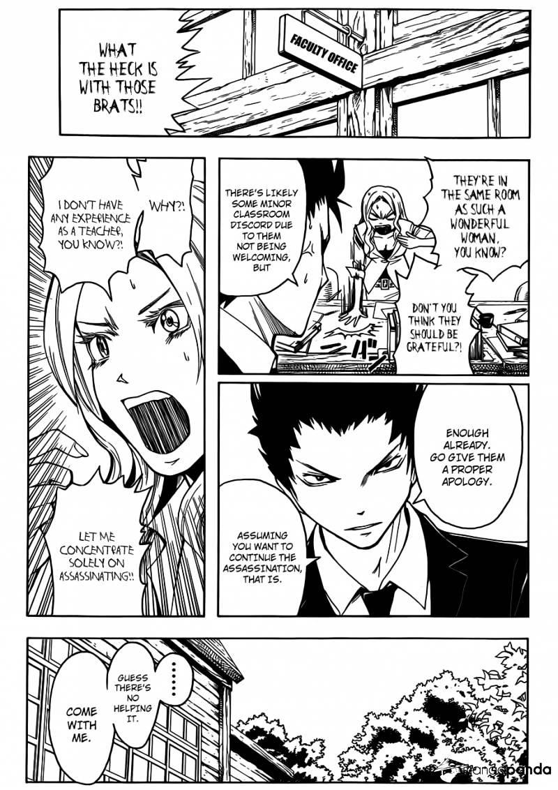 Ansatsu Kyoushitsu Chapter 10  Online Free Manga Read Image 8