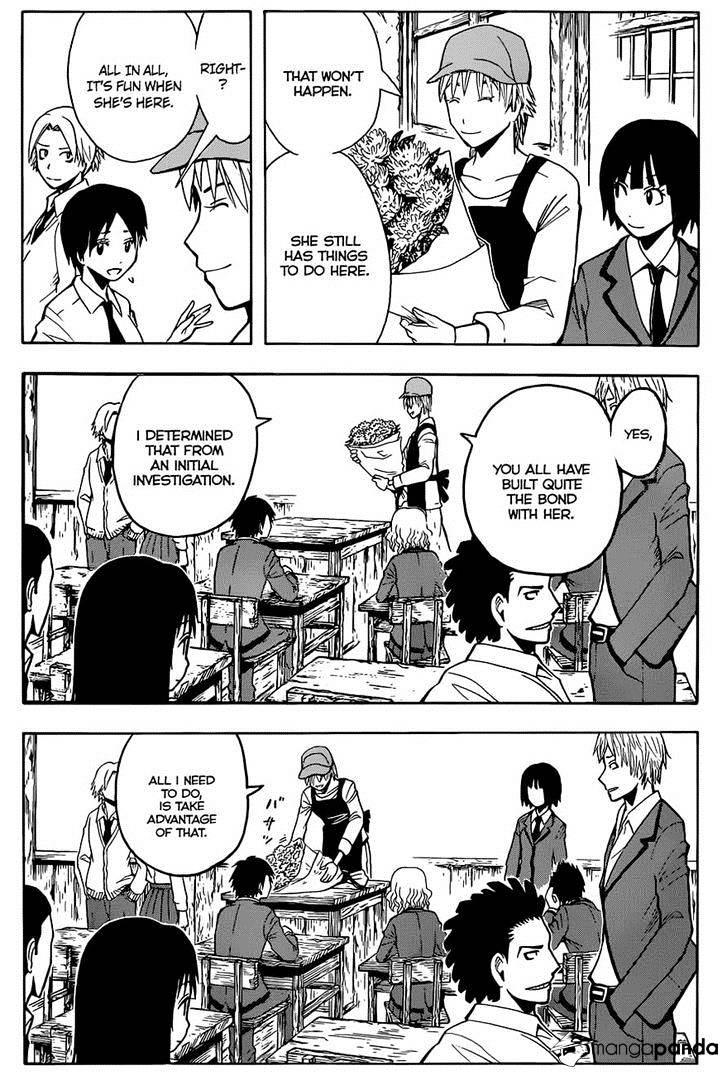 Ansatsu Kyoushitsu Chapter 100  Online Free Manga Read Image 10