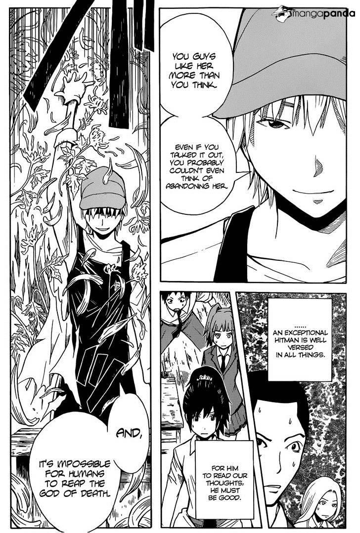 Ansatsu Kyoushitsu Chapter 100  Online Free Manga Read Image 18