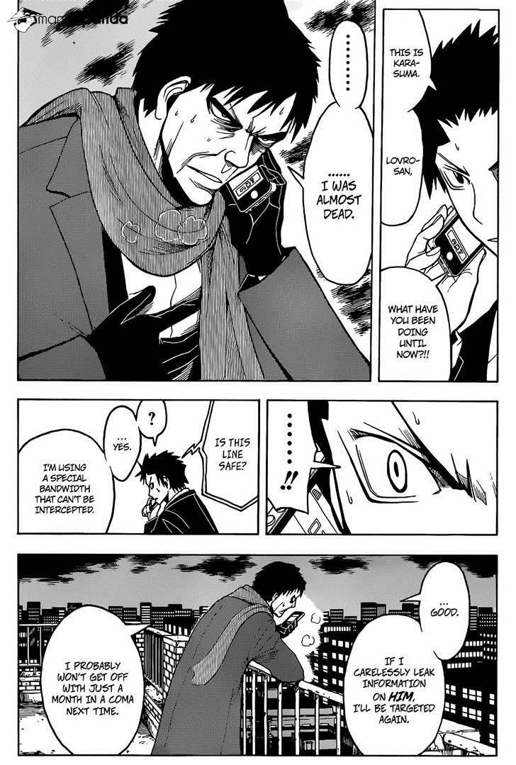 Ansatsu Kyoushitsu Chapter 100  Online Free Manga Read Image 4