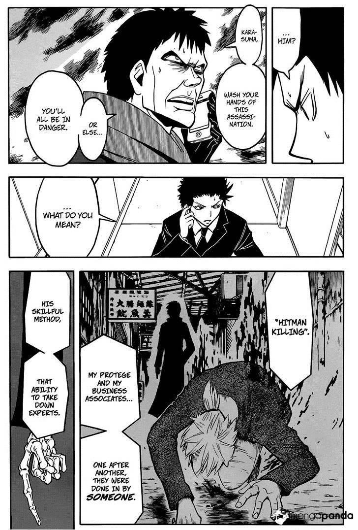 Ansatsu Kyoushitsu Chapter 100  Online Free Manga Read Image 5