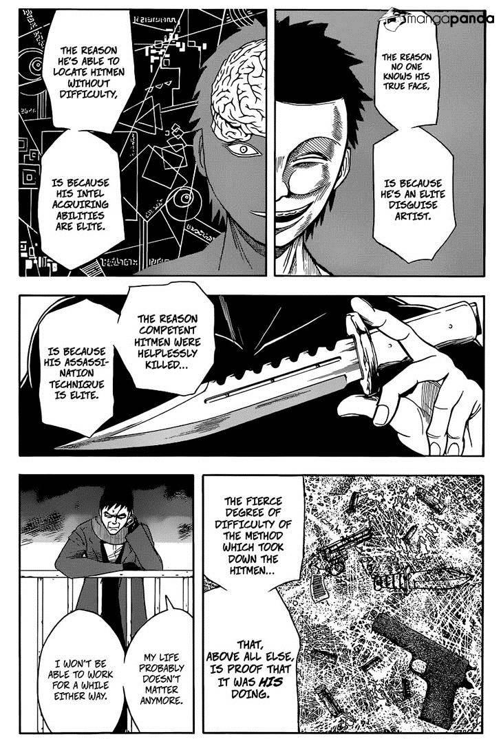 Ansatsu Kyoushitsu Chapter 100  Online Free Manga Read Image 7