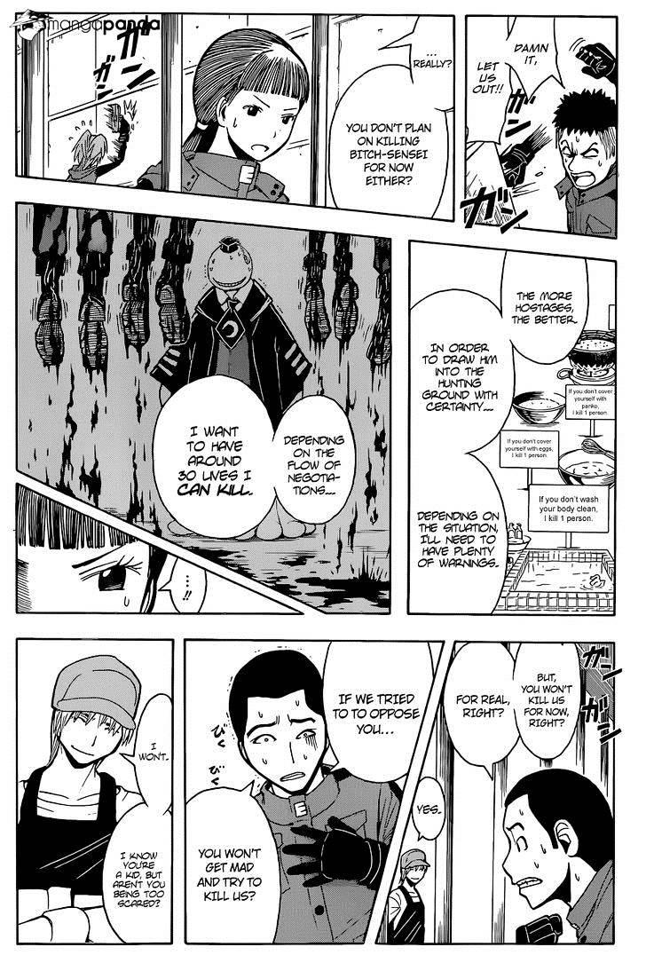 Ansatsu Kyoushitsu Chapter 101  Online Free Manga Read Image 17
