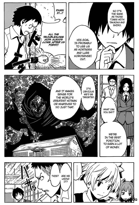 Ansatsu Kyoushitsu Chapter 101  Online Free Manga Read Image 5