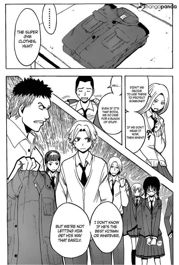 Ansatsu Kyoushitsu Chapter 101  Online Free Manga Read Image 6