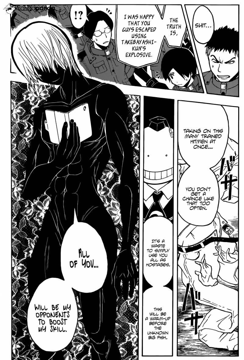 Ansatsu Kyoushitsu Chapter 102  Online Free Manga Read Image 6