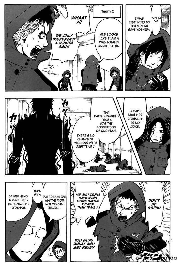 Ansatsu Kyoushitsu Chapter 103  Online Free Manga Read Image 11