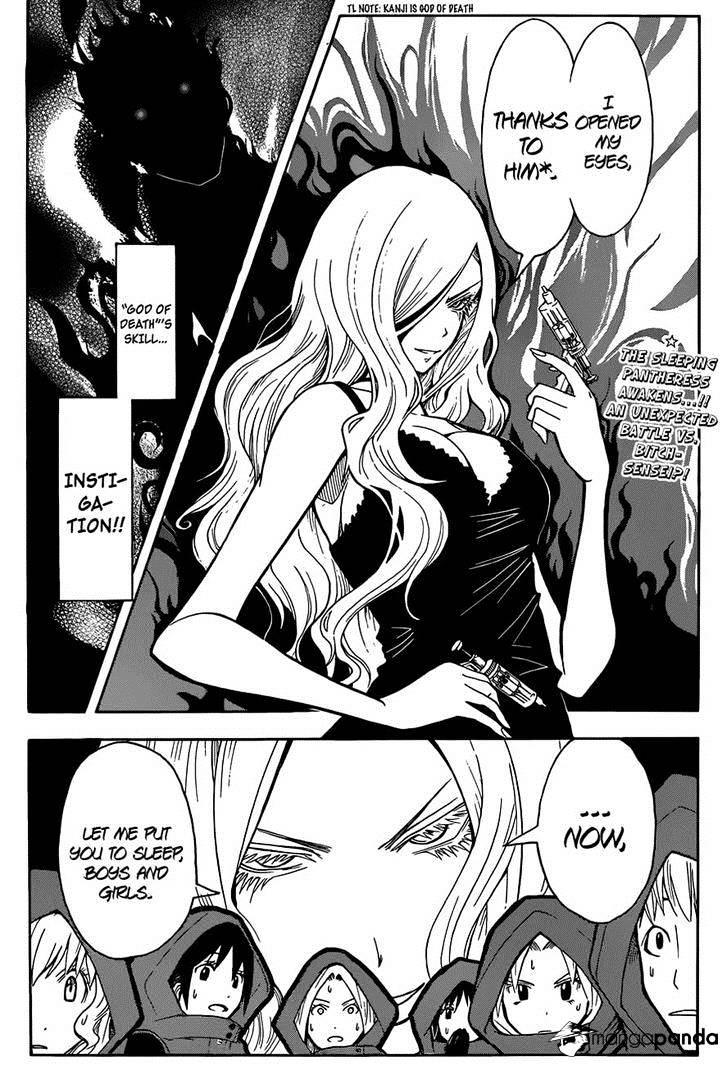 Ansatsu Kyoushitsu Chapter 103  Online Free Manga Read Image 18