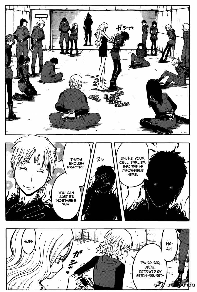 Ansatsu Kyoushitsu Chapter 104  Online Free Manga Read Image 14