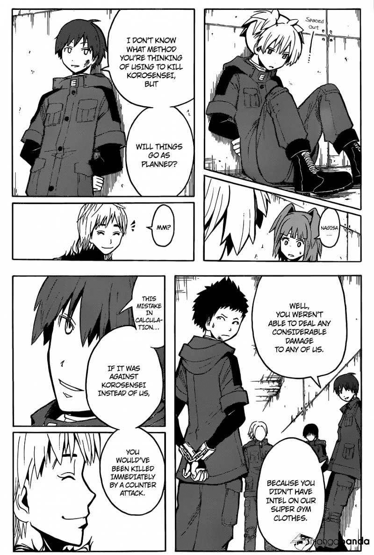Ansatsu Kyoushitsu Chapter 104  Online Free Manga Read Image 15