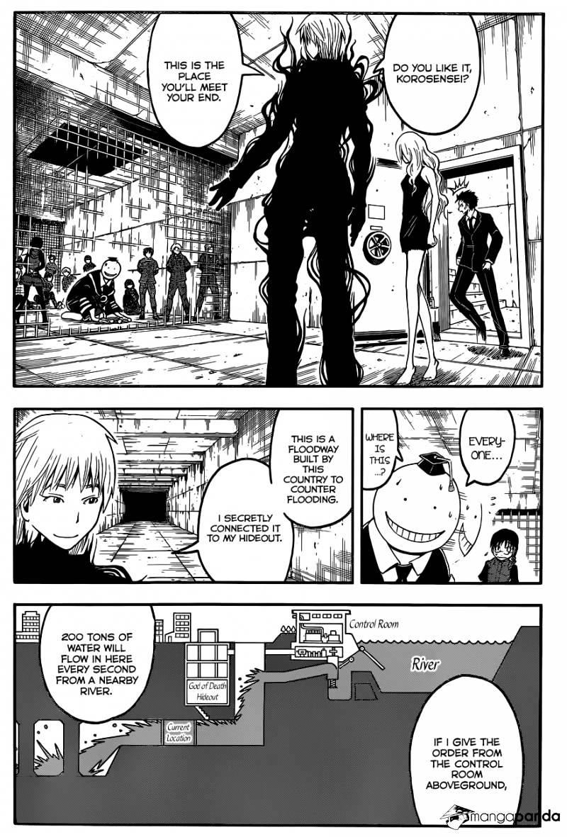 Ansatsu Kyoushitsu Chapter 105  Online Free Manga Read Image 12