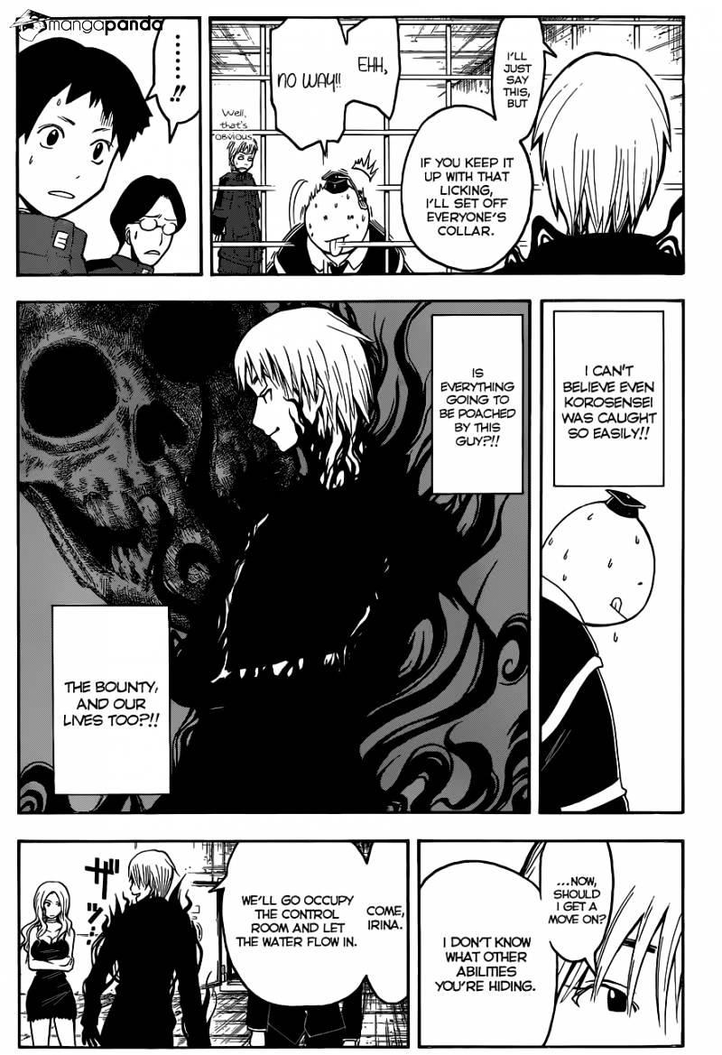 Ansatsu Kyoushitsu Chapter 105  Online Free Manga Read Image 16