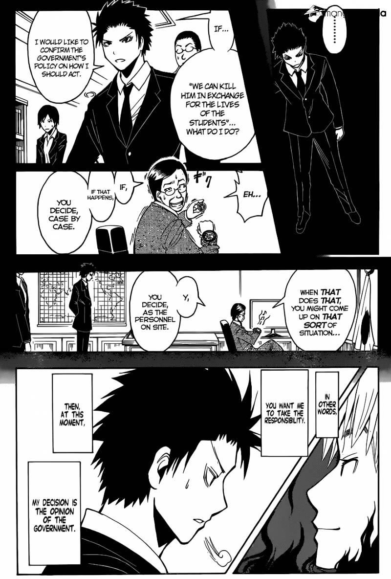 Ansatsu Kyoushitsu Chapter 105  Online Free Manga Read Image 18