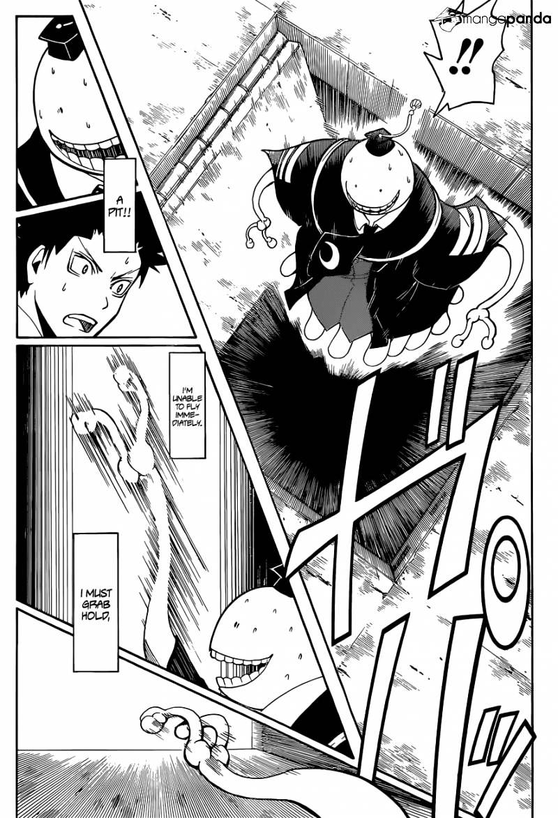 Ansatsu Kyoushitsu Chapter 105  Online Free Manga Read Image 7