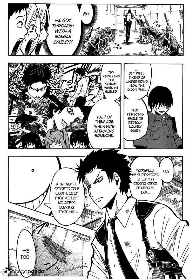 Ansatsu Kyoushitsu Chapter 106  Online Free Manga Read Image 15